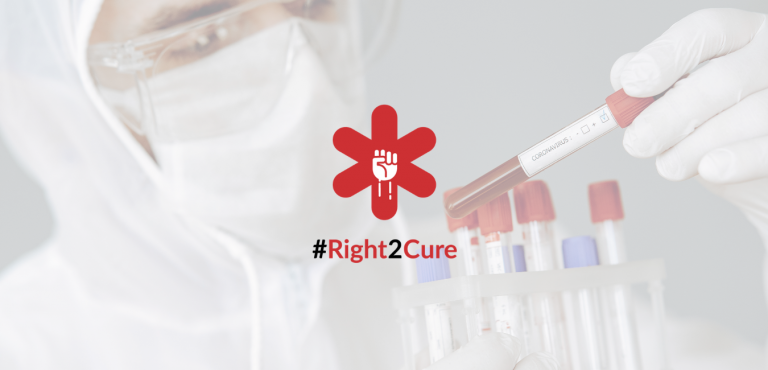 #Right2Cure