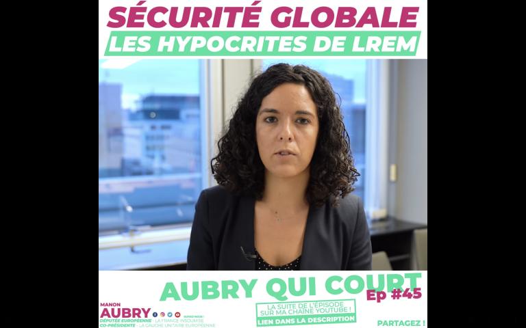 Manon Aubry