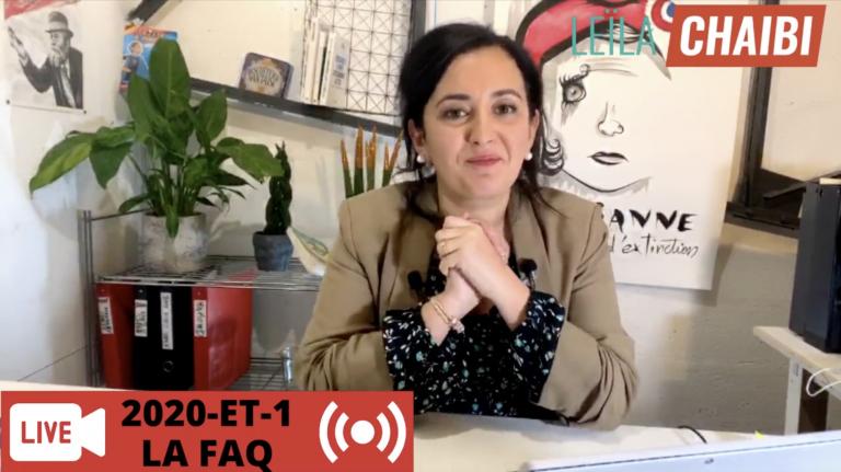 Leila Chaibi live