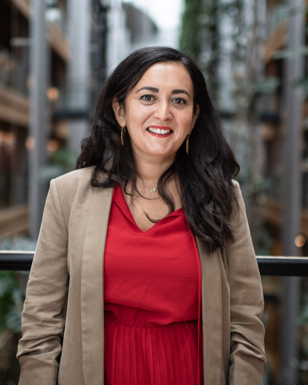 Leila CHAIBI